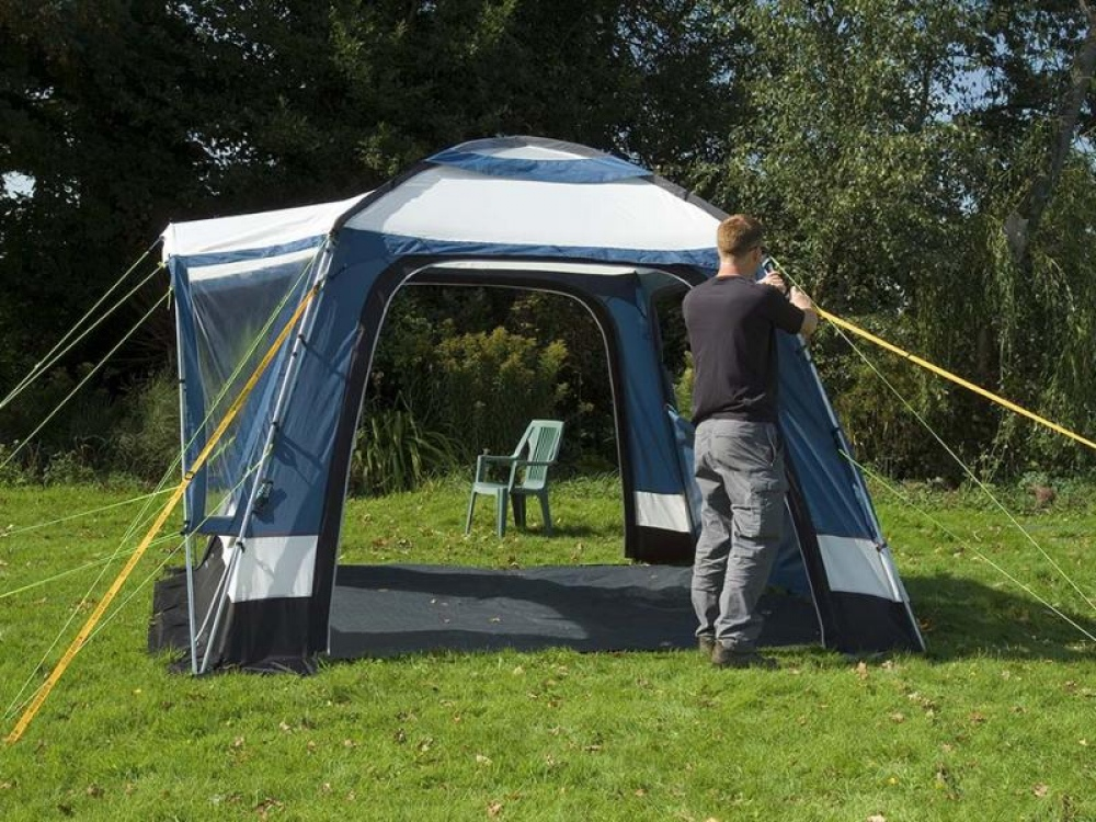 Outdoor Revolution Porch and Free Standing Awnings and Tents - UK